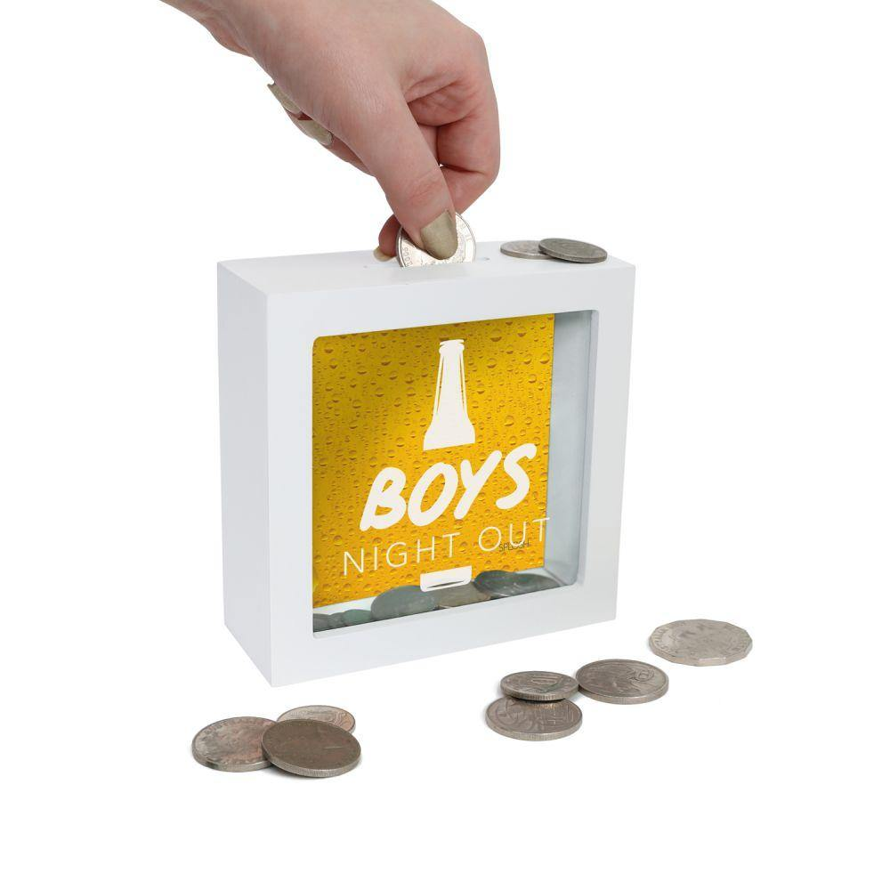 Boys Night Out Mini Change Box
