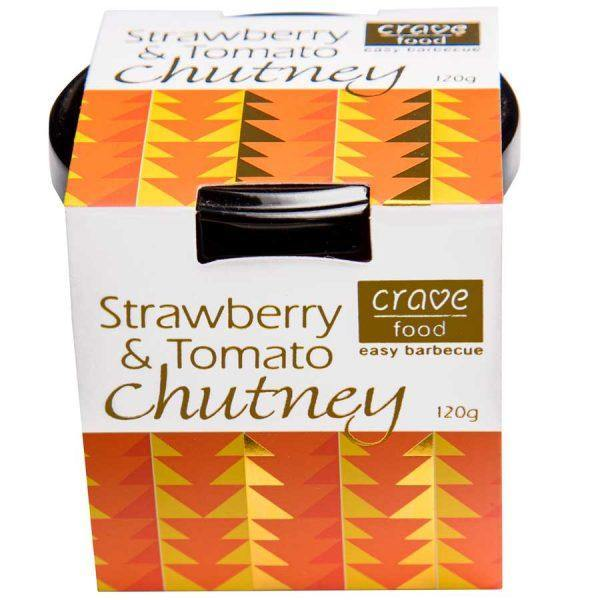 Strawberry & Tomato Chutney