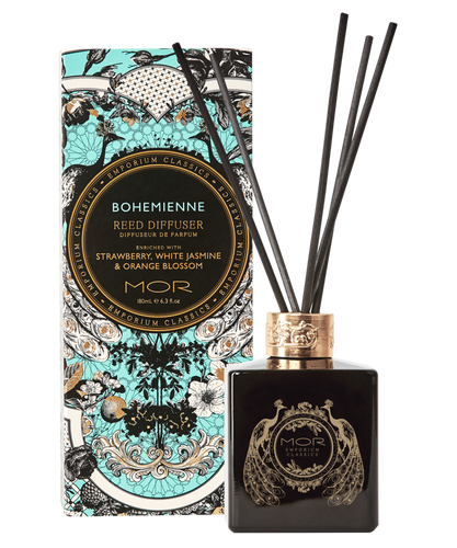 Bohemienne Reed Diffuser Set 180ml - Tigerlily Gift Store