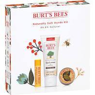 Burts Bees Naturally Soft Hands