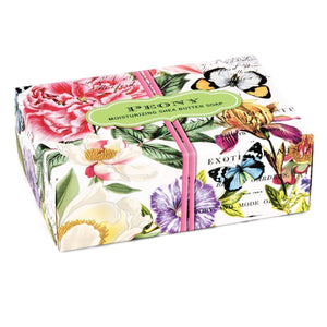 Michel Design Works Peony Boxed Soap