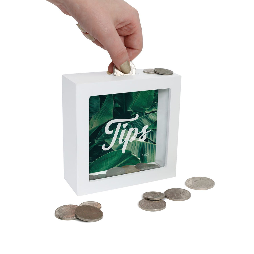 Tips Change Box