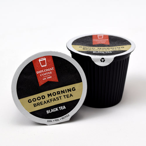 Diplomat Coffee K-Cup - Tea