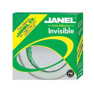 Cinta invisible Janel 18x33
