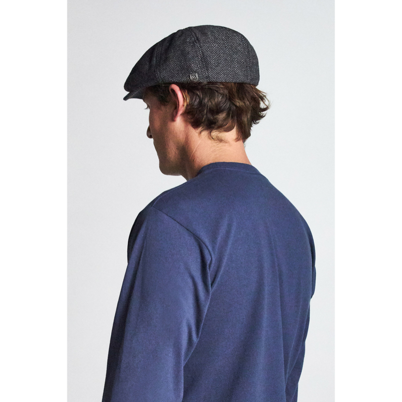 Brixton Brood Cap - Grey/Black