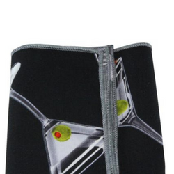 Pocket Square - Martinis Cotton