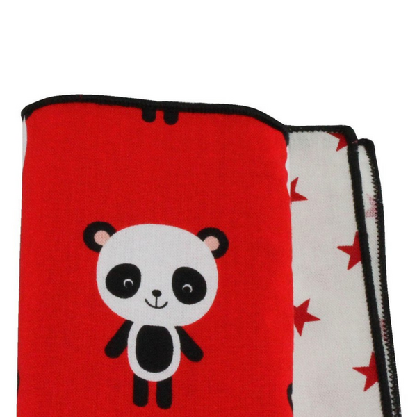 Pocket Square - Panda Bears