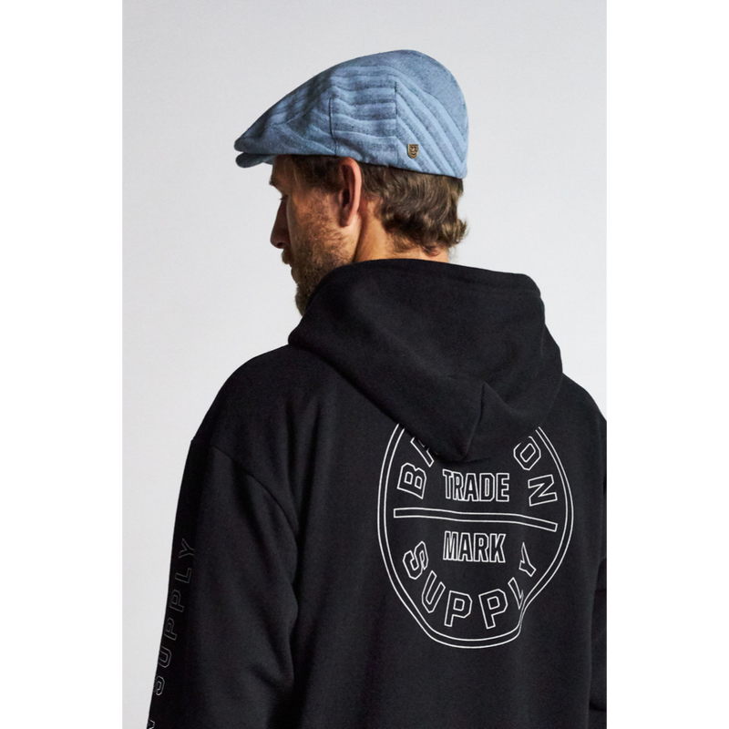 Brixton Hooligan - Heather Blue