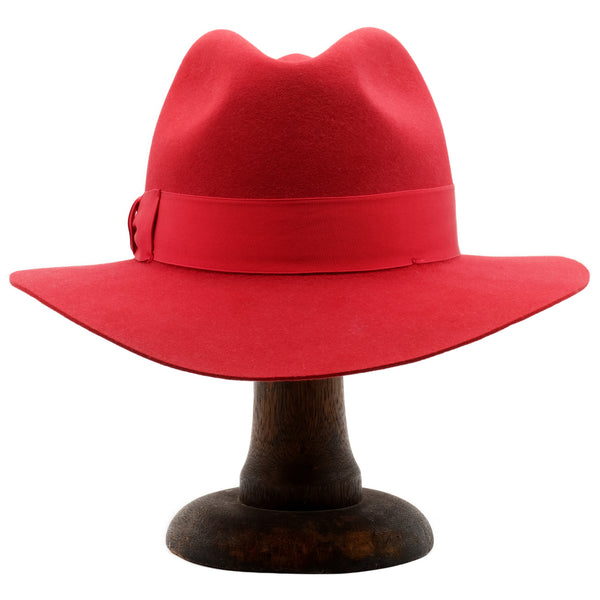 Akubra Bianca - Rodeo Red