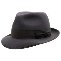 Akubra Hampton - Carbon Grey