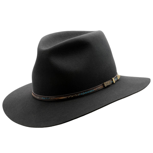 Akubra Leisure Time - Graphite