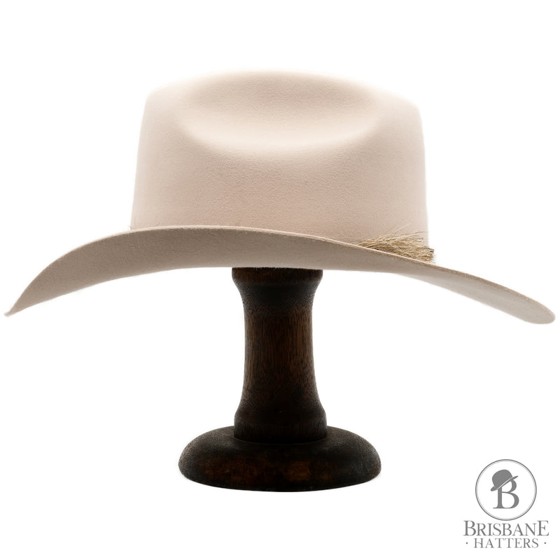 Akubra Rough Rider - Light Sand - Brisbane Hatters
