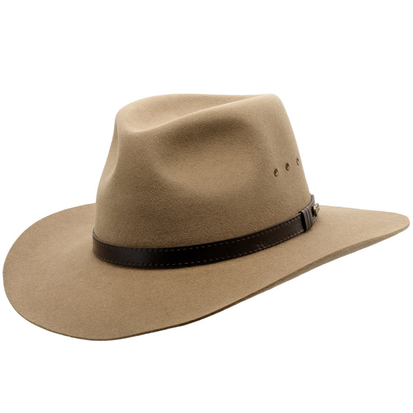 Akubra Wentworth - Sorrel Tan