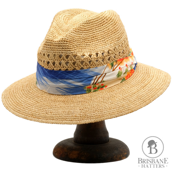 Avenel Rafia Safari (Hawaiian) - Natural
