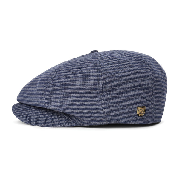 Brixton Brood Snap Cap in Slate colour