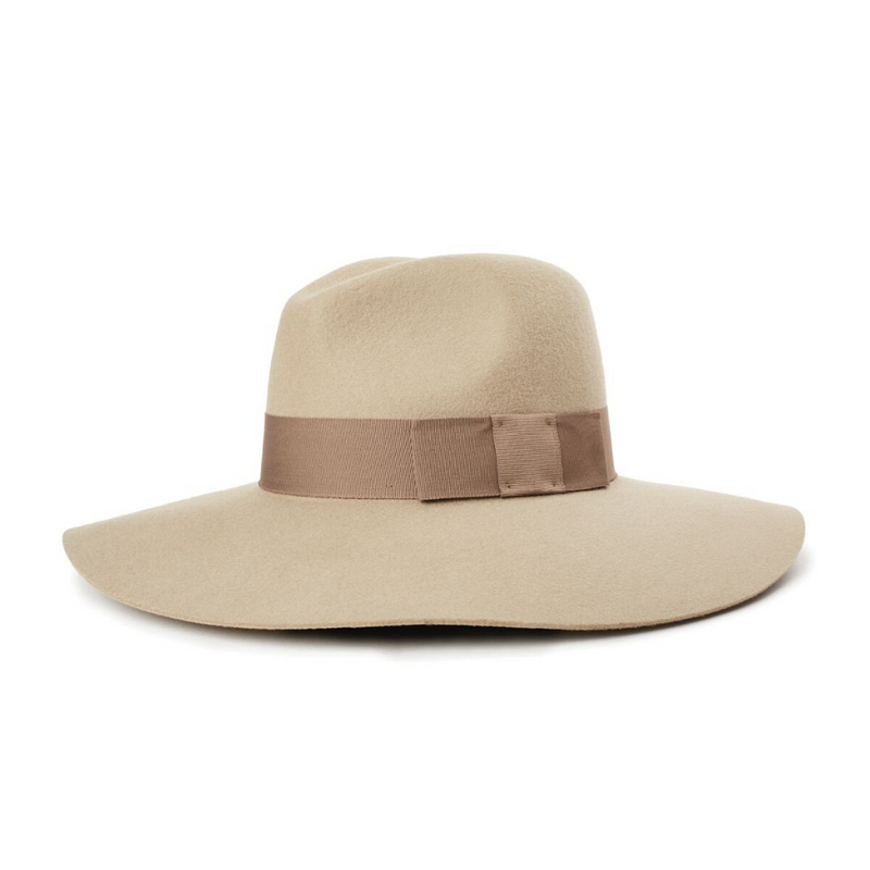Brixton Piper hat - Dark Khaki colour