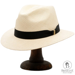 Camilo City Executive Panama - Natural - Brisbane Hatters