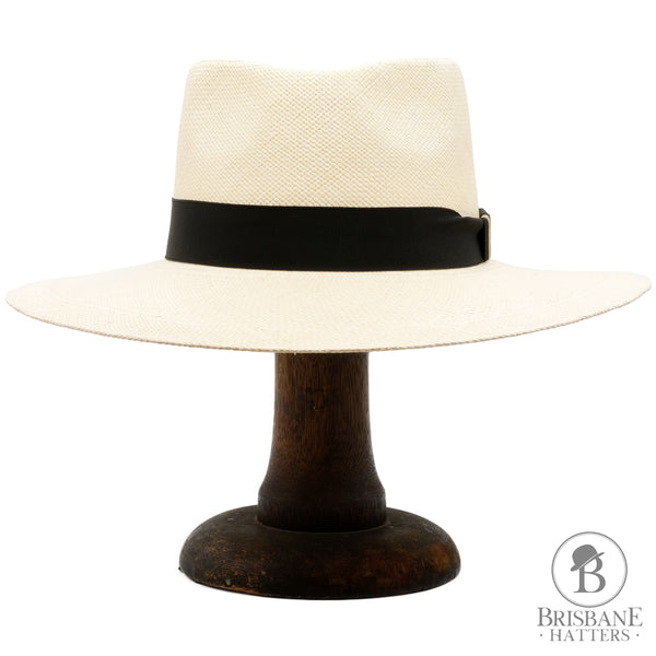 Camilo Country Panama - Natural - Brisbane Hatters