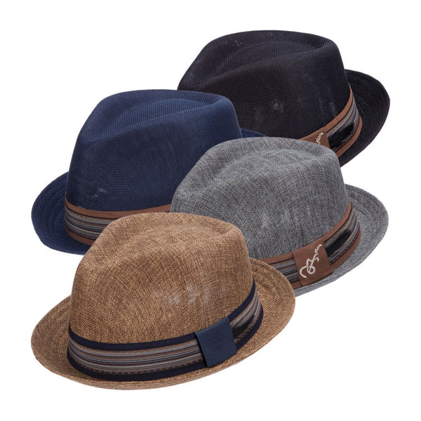 Carlos Santana Forward in four colours, grey, brown, blue, black.