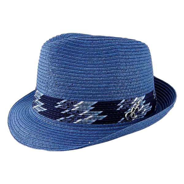 Carlos Santana Memento hat in Blue