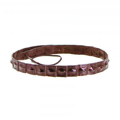 Crocodile Skin Band