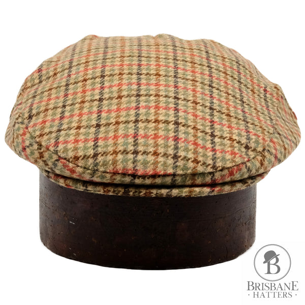 Failsworth Cambridge Wool Cap - Whisky - Brisbane Hatters