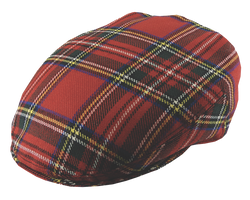 Failsworth Tartan Cap - Royal Stewart