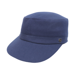 Navy Hills Hats Denver Gulf cap