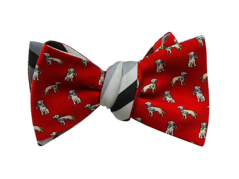 Bowtie - Dapper Dog Silk