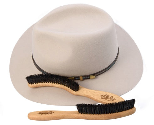 Akubra Hat Brush - Brisbane Hatters