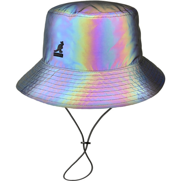 Kangol Iridescent Jungle Hat - Ink