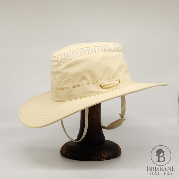 Tilley LTM6 Airflo - Natural/Green - Brisbane Hatters