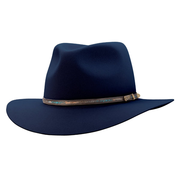 Akubra Leisure Time in Navy