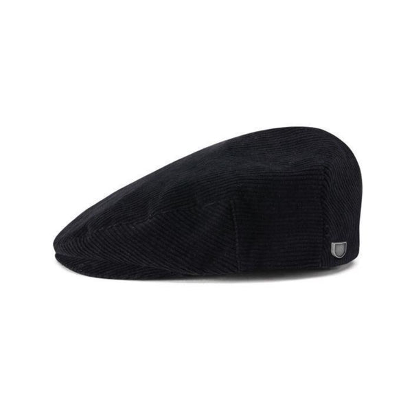 Brixton Hooligan Cap - Black Cord