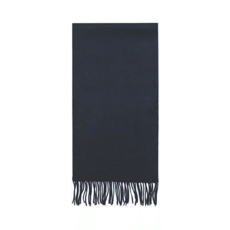 Failsworth Lambswool scarf in Navy
