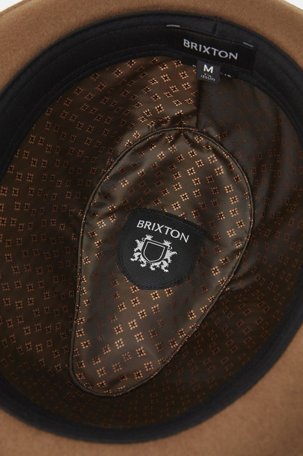 Brixton Gain - Washed Copper