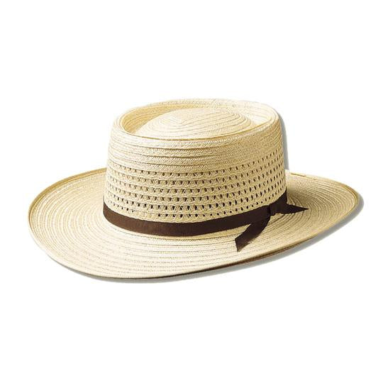 Akubra Planter - Natural Straw