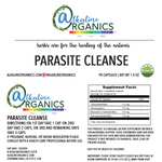 Parasite Cleanse Capsules Nutrition