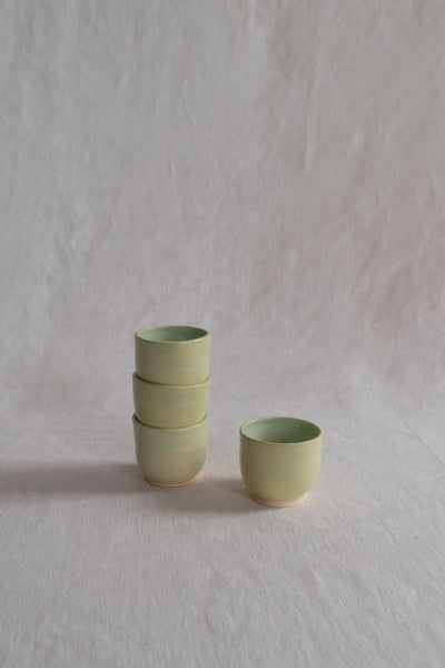 Drinking Cups: Jade