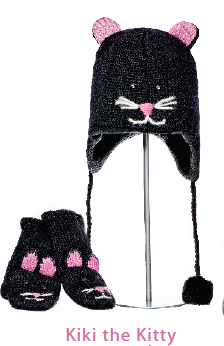 Z-Kitty Kids Pilot Hat