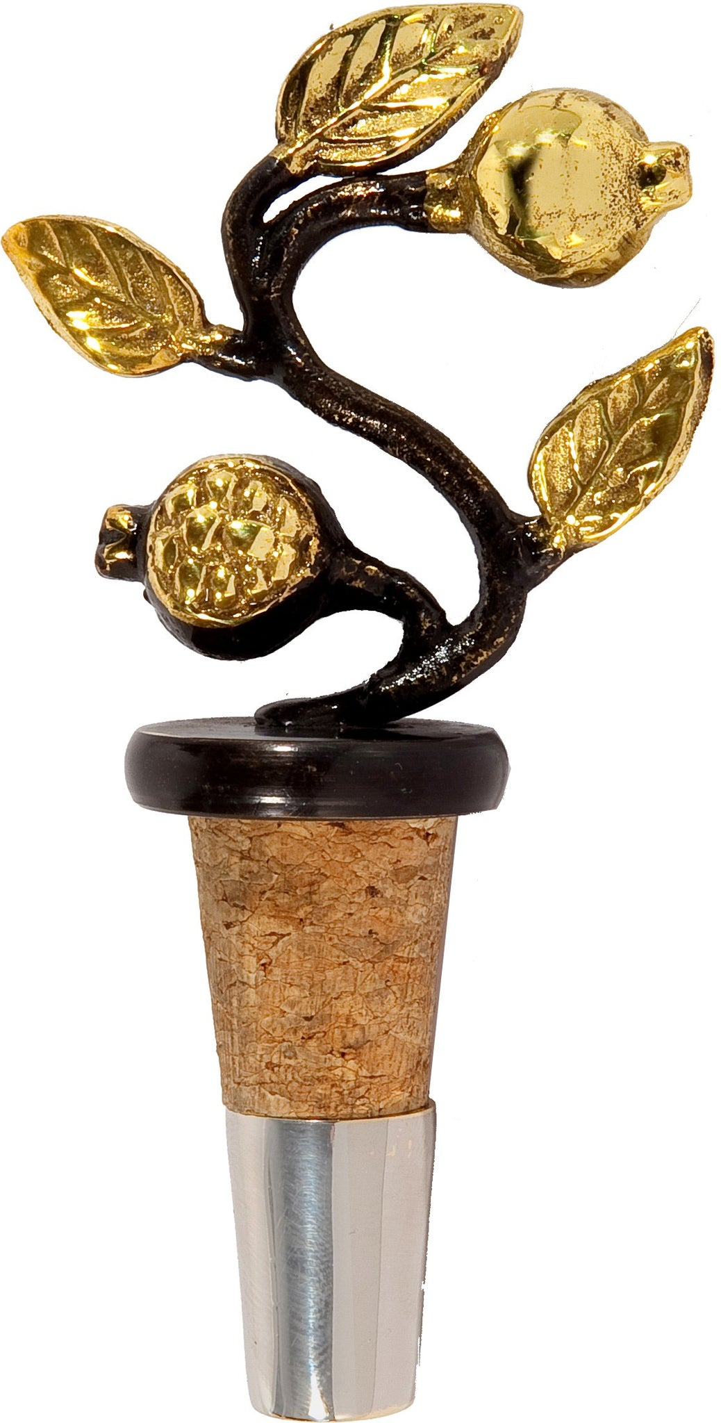Pomegranate Vine Wine Cork
