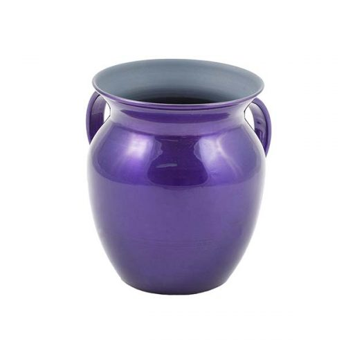 Purple Aluminum Washing Cup