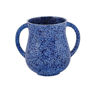 Dappled Blue Washing Cup