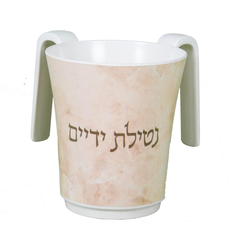 Melamine Printed Washing Cup