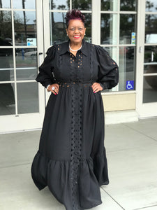 Symphony Maxi-Shirley Girl Boutique