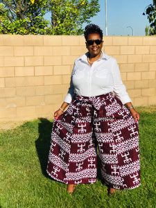 The Brooklyn Palazzo Pants - Shirley Girl Boutique