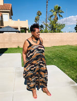 Load image into Gallery viewer, Camo Summer Maxi - Shirley Girl Boutique