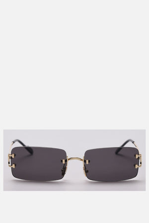 Parma Oversized Round Brown Sunglasses - noughts&kisses