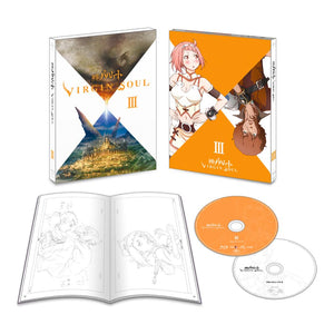 神撃のバハムート VIRGIN SOUL III (Blu-ray)