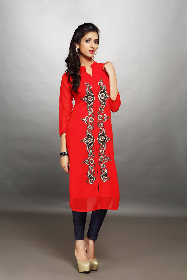Embroidered Tunic-www.riafashions.com
